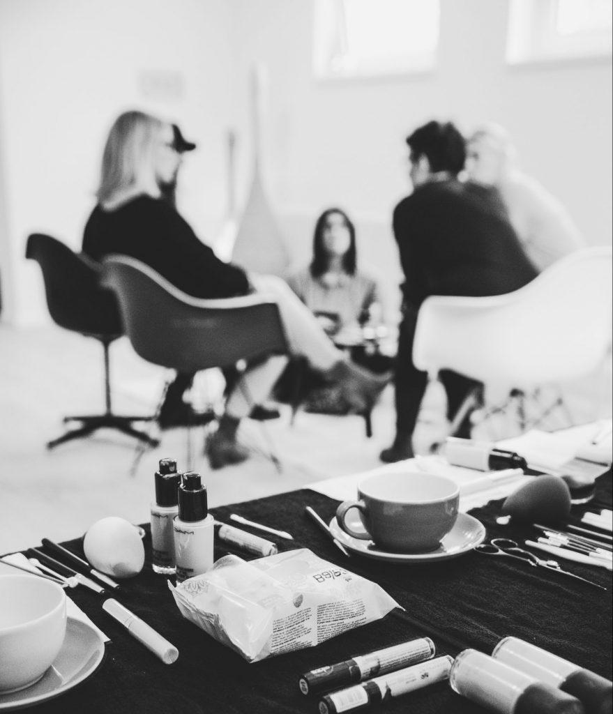 make up & hair workshop